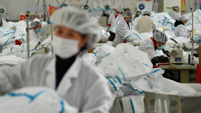 Число жертв коронавируса в Китае выросло до 2004