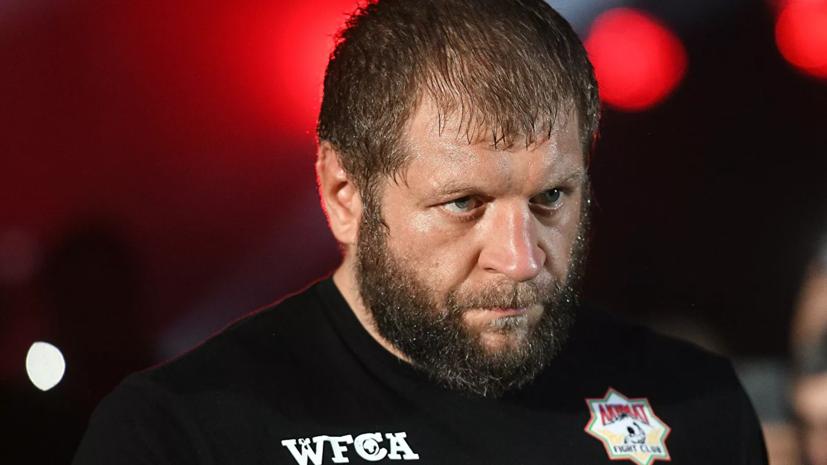 Экс-соперник Исмаилова указал на недочёты в ударной технике Емельяненко