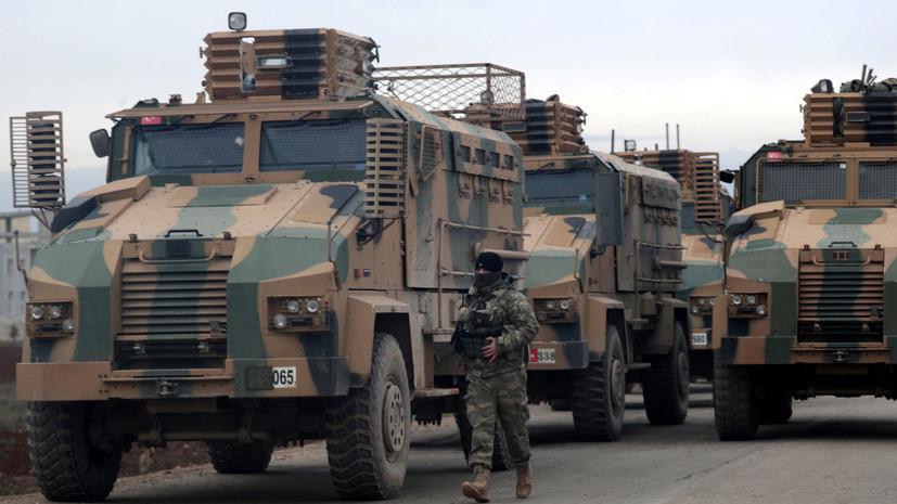 В Кремле прокомментировали возможность операции Турции в Идлибе