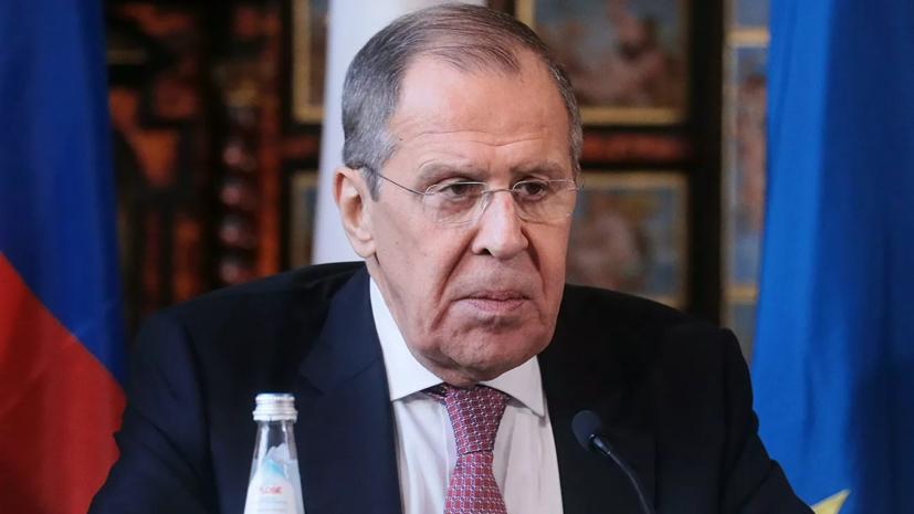 Лавров заявил о готовности России работать с Турцией по Идлибу