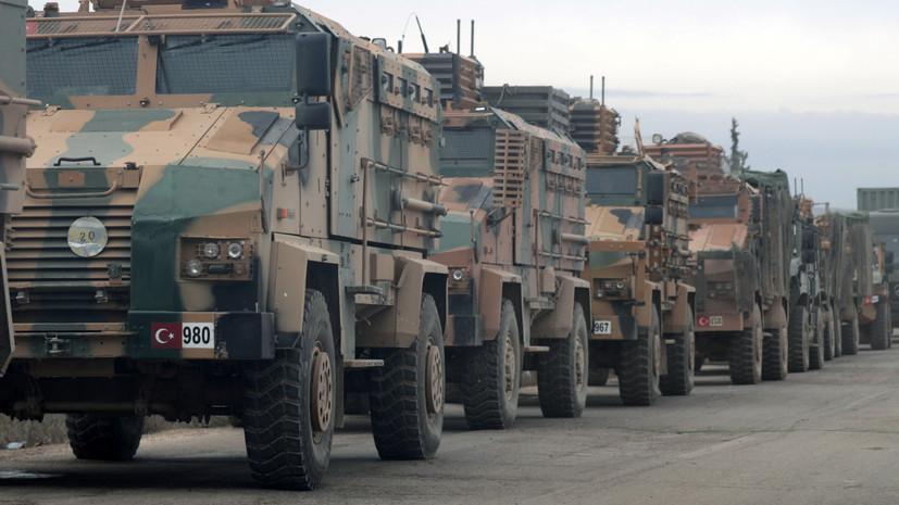 «Это худший вариант»: в Кремле прокомментировали возможную военную операцию Турции в Идлибе