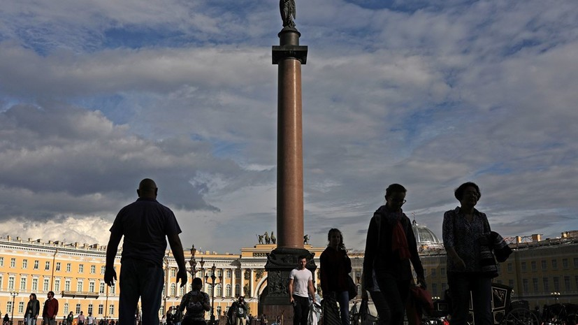 Синоптик рассказал о погоде в Петербурге