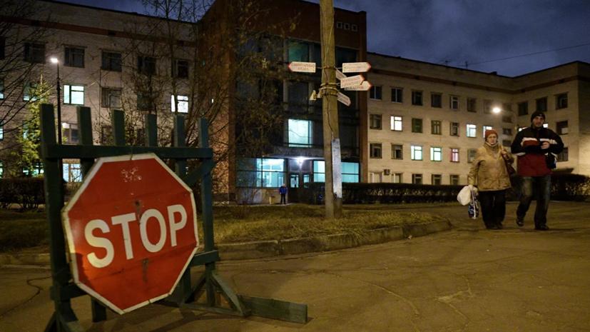В Петербурге призвали восстановить уволенного главврача Боткинской больницы
