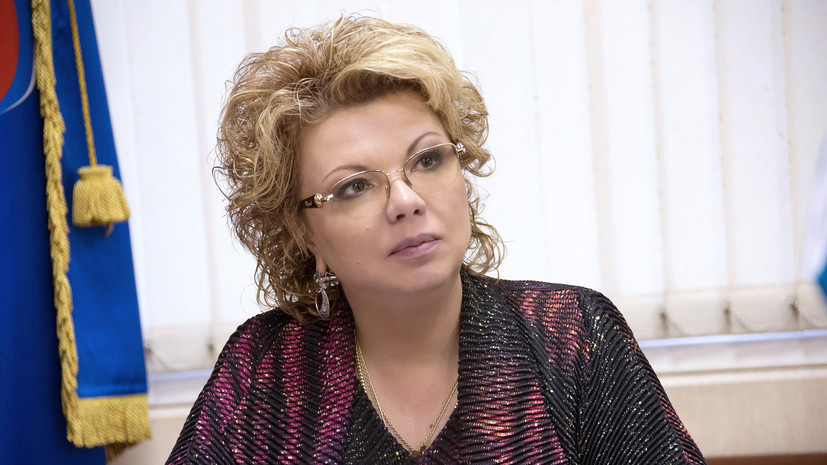 Ямпольская рассказала, зачем государству культура