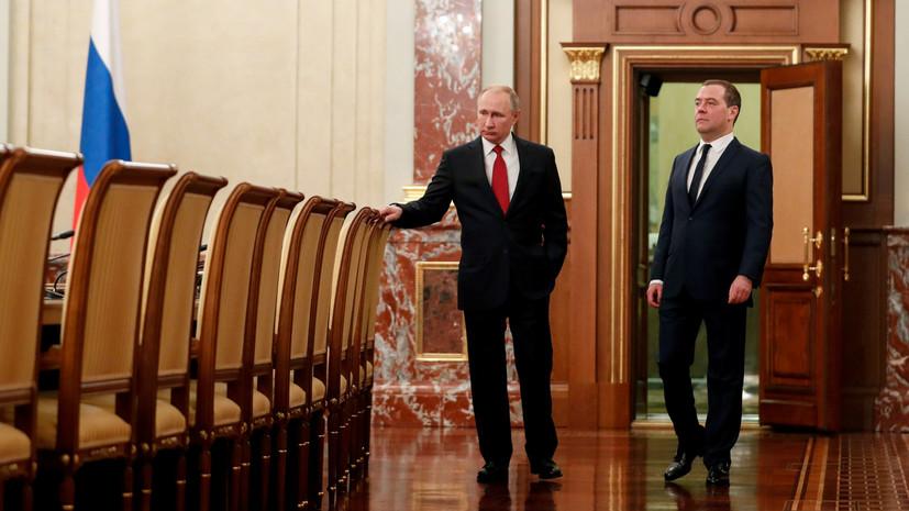 Путин опроверг предположение о распаде «тандема» с Медведевым