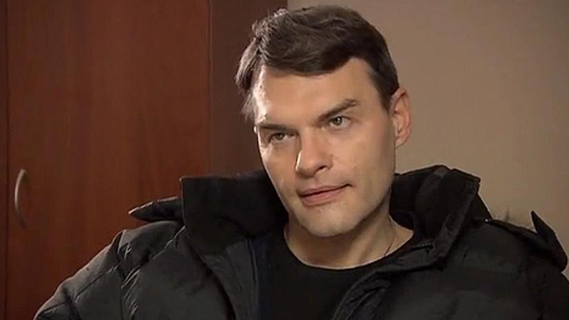 Актёр Евгений Дятлов рассказал об интересном случае во время службы в армии