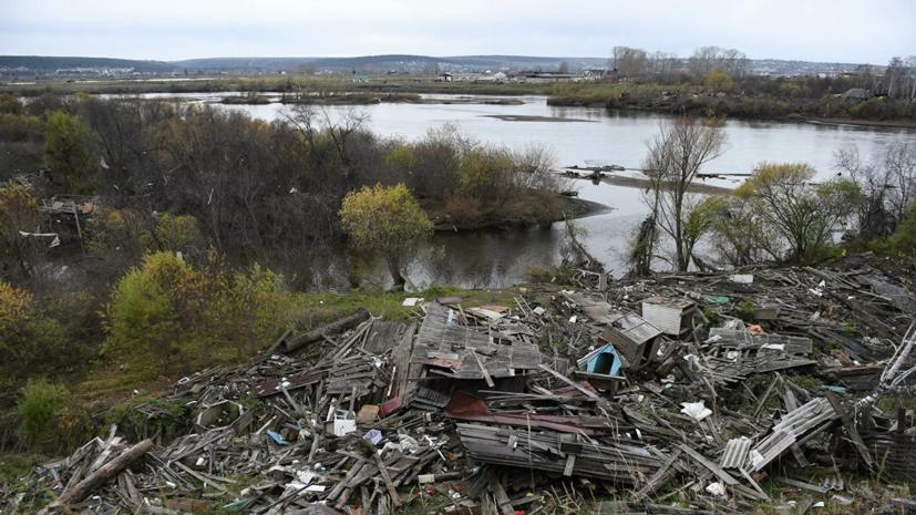 Кабмин выделил ещё 3 млрд рублей пострадавшим от паводка в Приангарье
