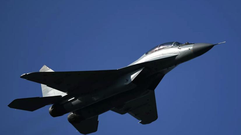 Истребители МиГ-35 и МиГ-29 смогут выполнять автоматическую посадку