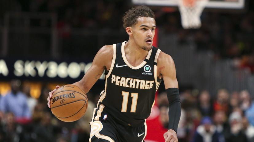 «Атланта» одолела «Майами» в НБА, Янг набрал 50 очков