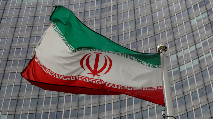 В МИД Ирана прокомментировали расширение Вашингтоном санкций