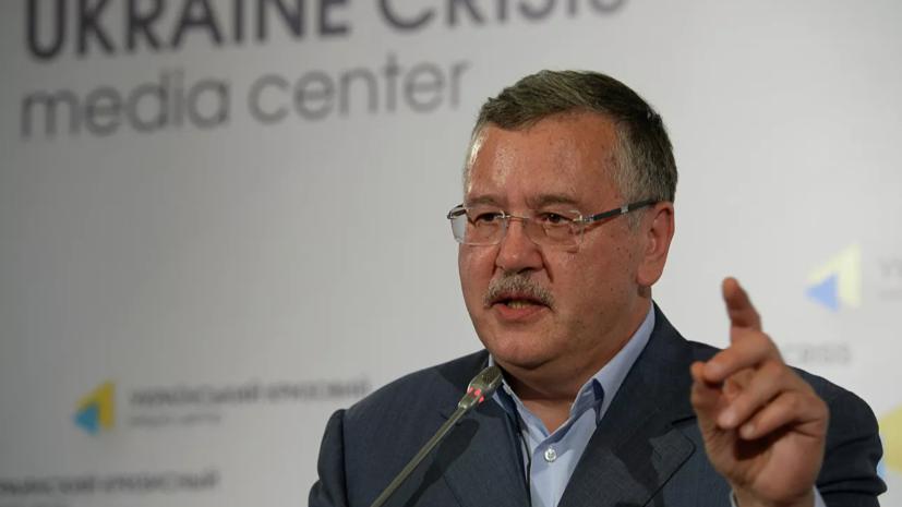 Экс-глава Минобороны Украины заочно приговорён в России к колонии