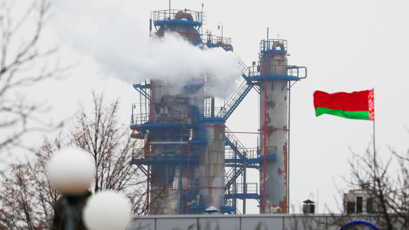 «Пропорционально снижению экспортной пошлины»: Новак сообщил о предложении России по цене на нефть для Белоруссии