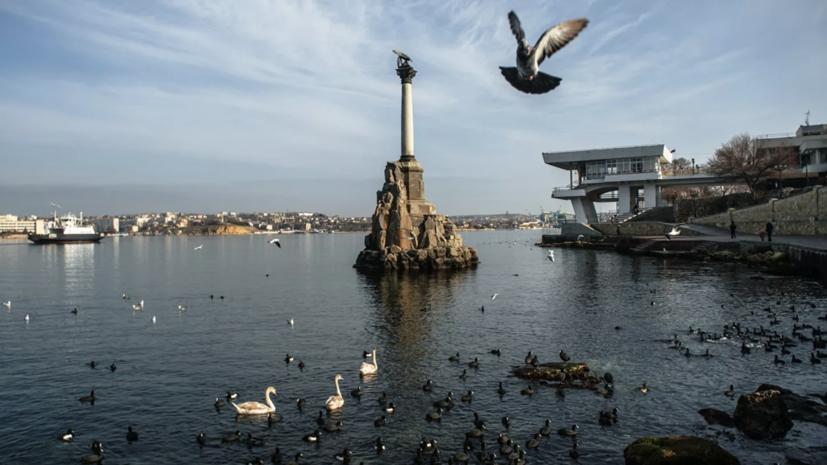Синоптики предупредили об усилении ветра до 25 м/с в Севастополе