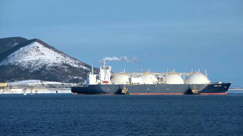 Эксперт оценил перспективы строительства специализированных судов на СПГ в России