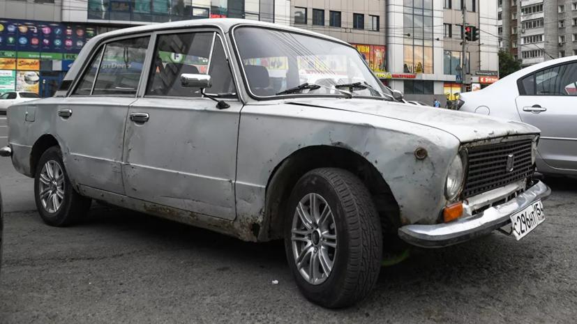 Эксперт прокомментировал предложение увеличить транспортный налог на старые машины