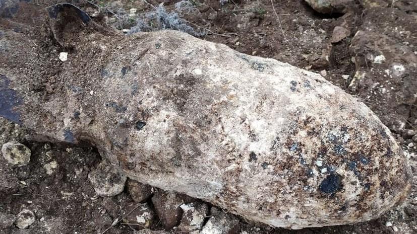 В Оренбургской области обезвредили восемь бомб времён Великой Отечественной войны