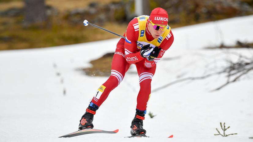«Россия могла заплатить»: как лыжника Большунова обвинили в подкупе водителя снегохода ради победы на «Ски Туре»