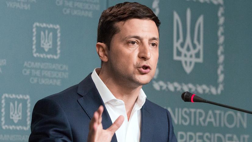 Зеленский рассказал о «вирусологах в спортивных костюмах» на Украине
