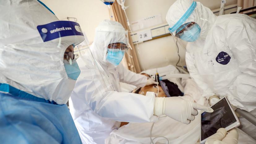 Число заражённых COVID-19 за пределами КНР возросло до 1200