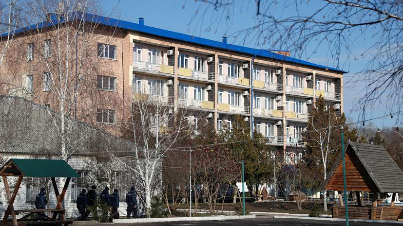 Секретарь СНБО направился в Новые Санжары в связи с беспорядками
