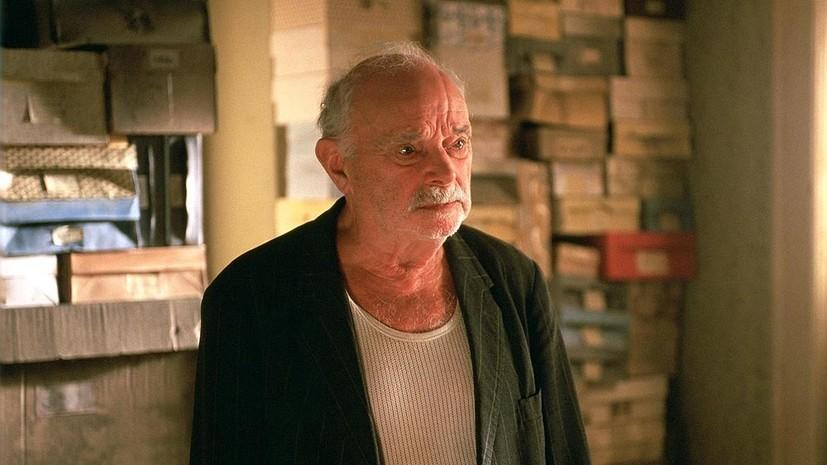 Актёр Лёскин умер на 98-м году жизни
