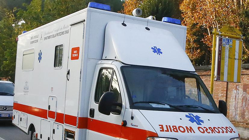 В Италии второй человек умер от заражения COVID-19
