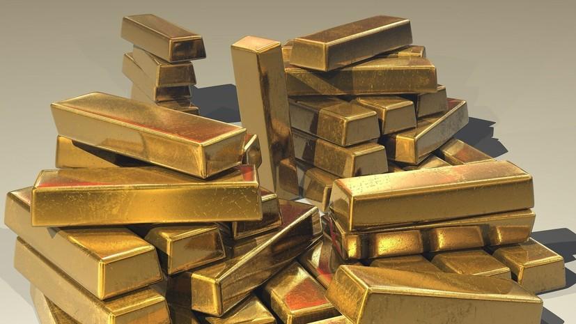В Индии обнаружили более 3 тысяч тонн золота