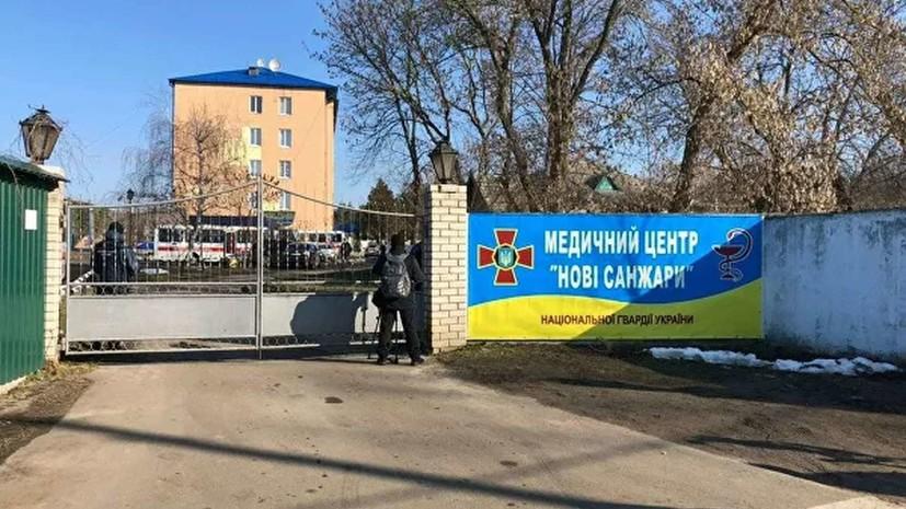 У эвакуировавшего украинцев водителя поднялась температура