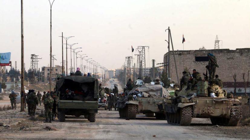 В ЦПВС заявили о 25 обстрелах в Сирии