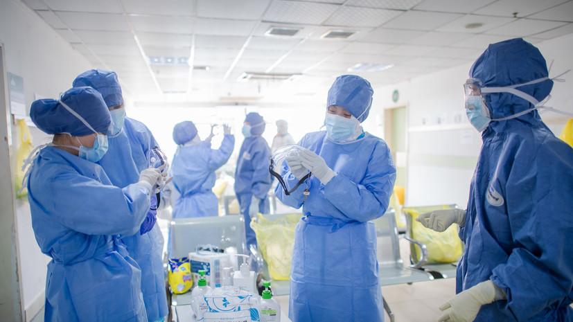 МИД России оценил обвинения США по поводу дезинформации о коронавирусе