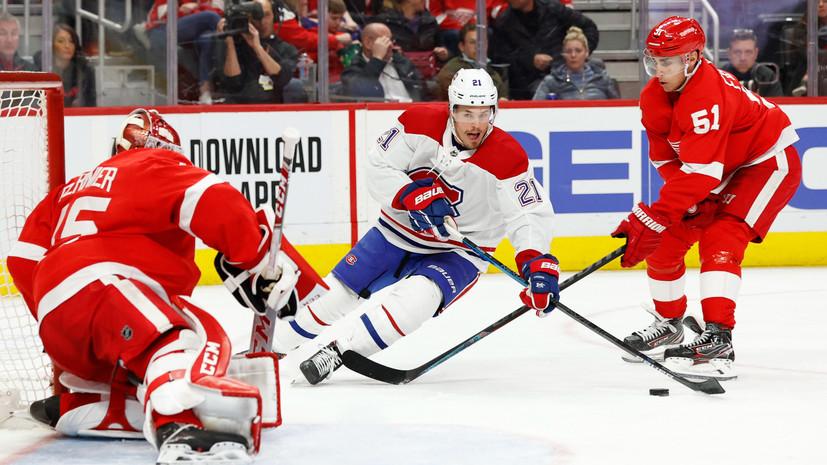 Передача Ковальчука помогла «Монреалю» победить «Оттаву» в НХЛ