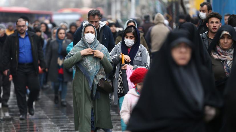 Армения приостановила работу посольства в Тегеране из-за коронавируса