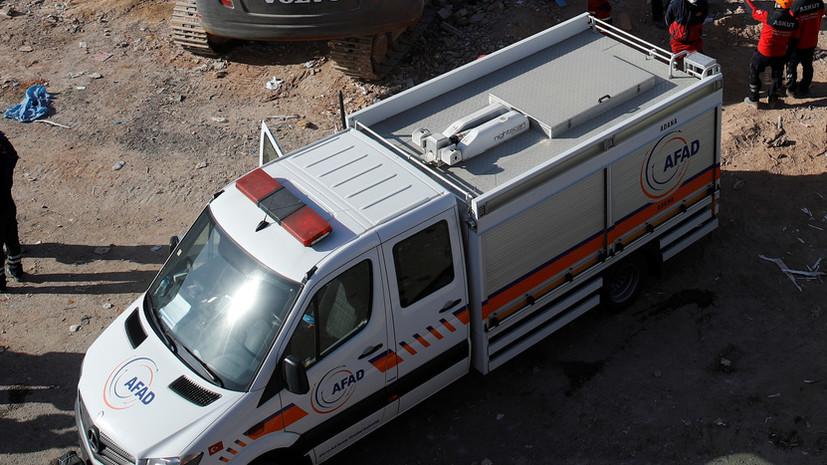 Число погибших и пострадавших при землетрясении в Турции возросло