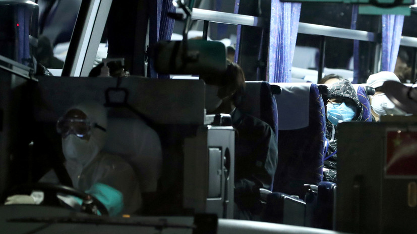 Третий пассажир Diamond Princess умер от коронавируса в Японии