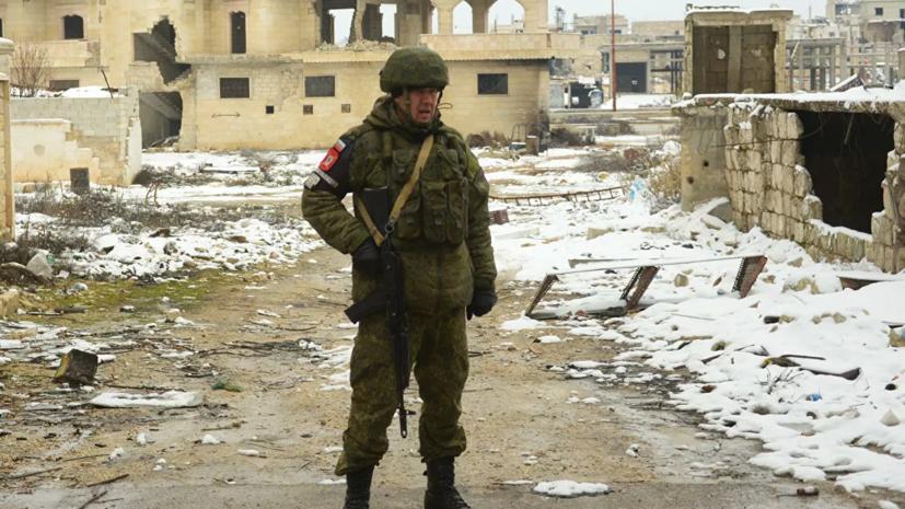 Путин: российские военные предотвратили в Сирии угрозы для России