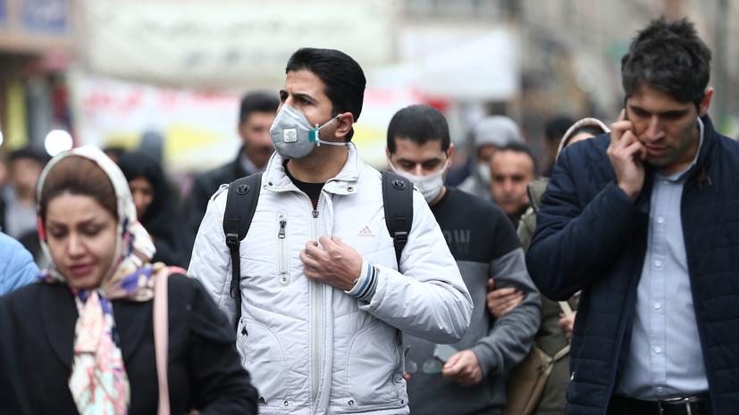 Армения на две недели закроет границу с Ираном