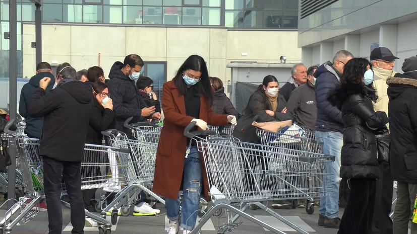 Число заражённых коронавирусом за пределами КНР достигло 1769