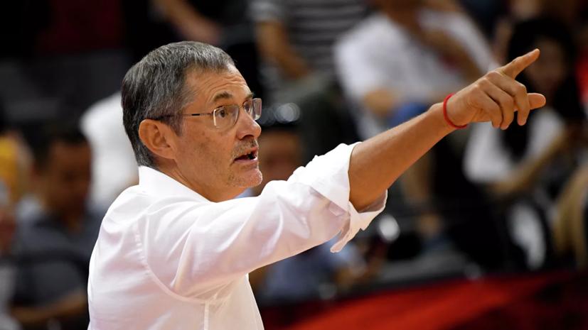 Базаревич прокомментировал победу над Северной Македонией в отборе на Евробаскет