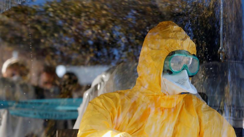 Австрия остановила поезд из Италии из-за подозрения на коронавирус