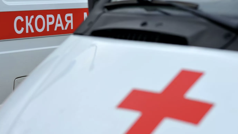 В Тульской области в результате ДТП погиб ребёнок