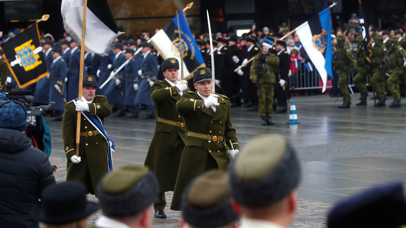 Эстония 24 февраля отметит 102-ю годовщину независимости