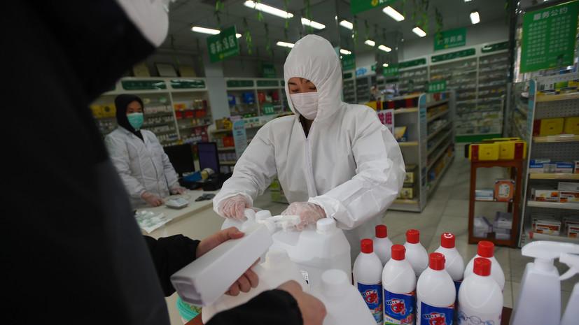 Число жертв COVID-19 в Китае возросло до 2592