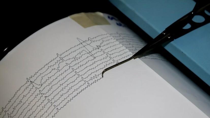 Землетрясение магнитудой 4,6 произошло в Турции