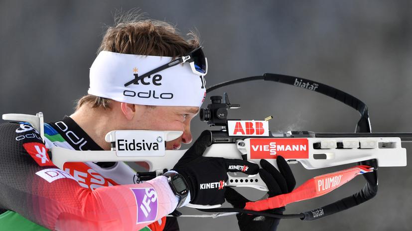 Васильев обвинил норвежских биатлонистов братьев Бё в употреблении допинга