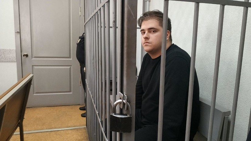 Признал вину: в Екатеринбурге у создателя «Красной кнопки» Александра Литреева нашли наркотики