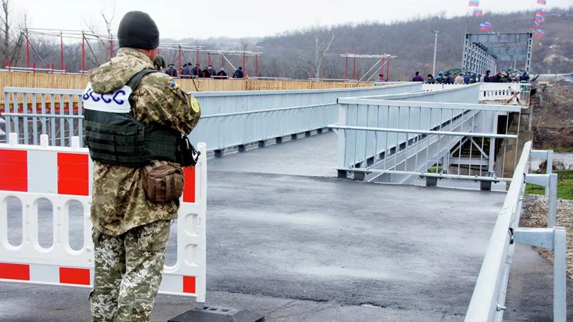 КПП в Донбассе перейдут на «весенний» график работы