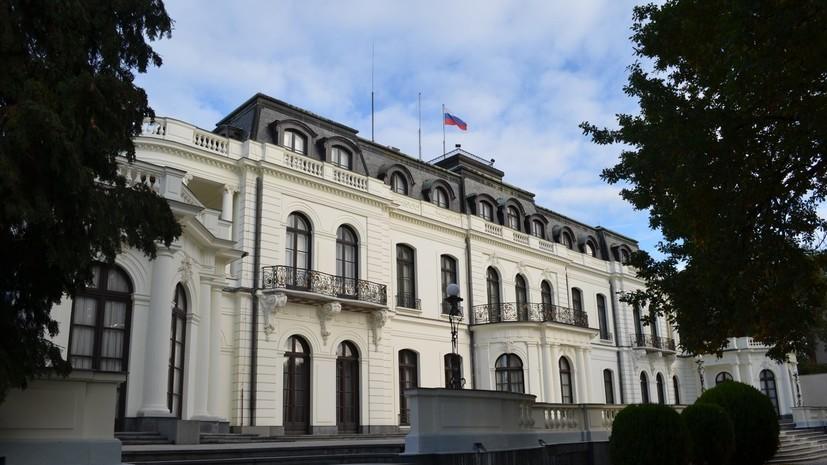 Площадь у посольства России в Праге назовут в честь Бориса Немцова