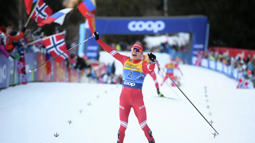 Губерниев о выступлении Большунова на «Ски Туре»: его намазали так, что было стыдно смотреть