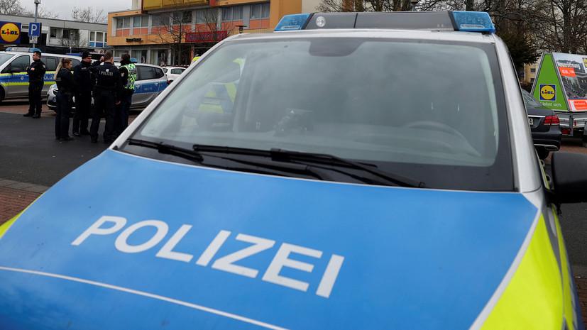 СМИ сообщили о 30 пострадавших при наезде автомобиля в Германии