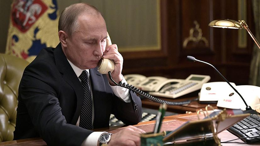 «Нужно не «ура», а чтоб страна развивалась»: Путин рассказал о целях и ходе реализации нацпроектов в России